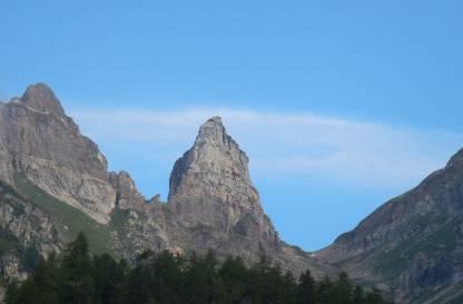 Metide in punta di piedi al pizzo Boni - Alpe Solcio