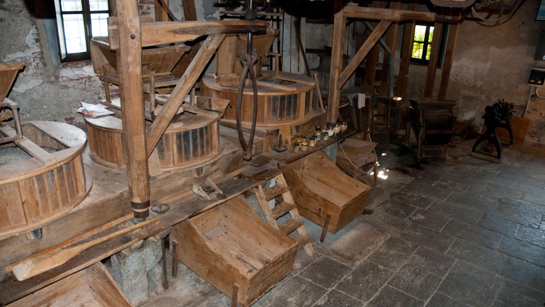 Mulino Vecchio di Bellinzago interni