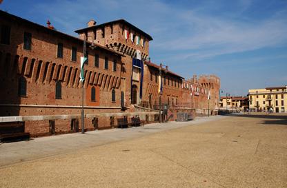 Galliate - Castello Visconteo Sforzesco