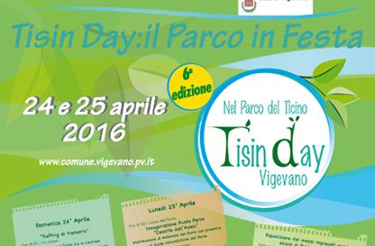 Tisin Day - Il parco in festa