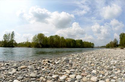 Alla scoperta del fiume azzurro..