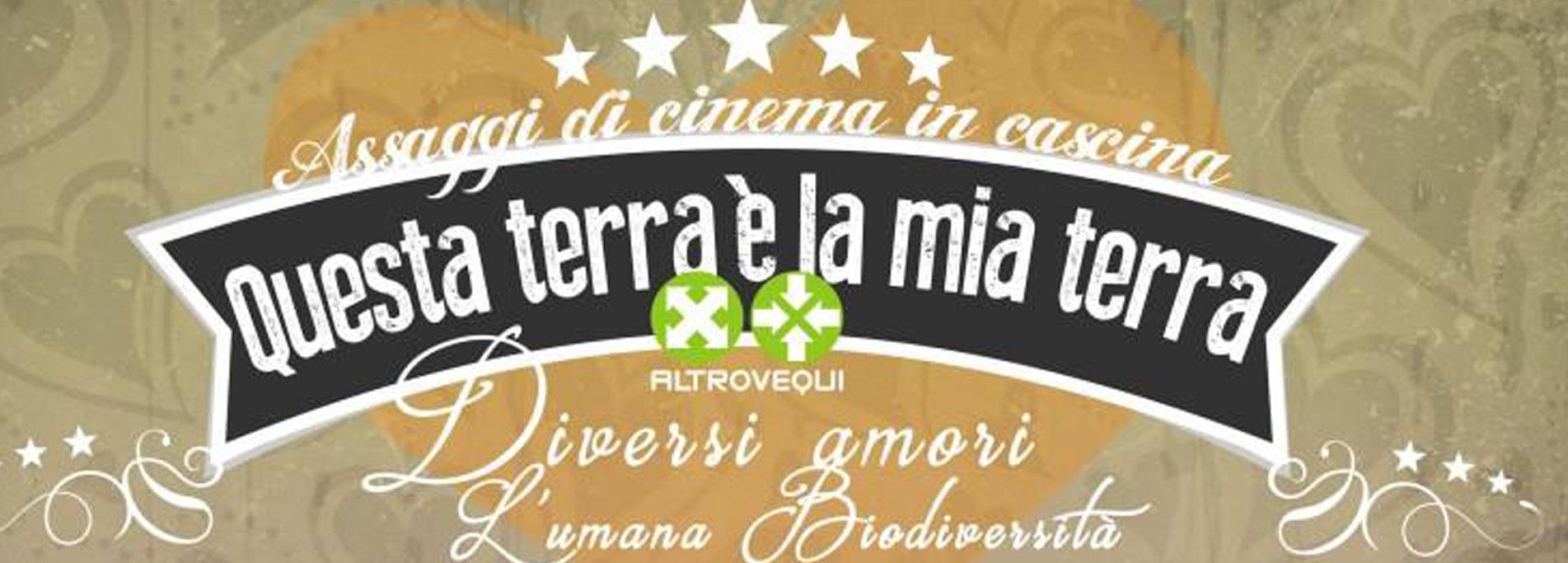 Cinema in Cascina: questa è la mia terra