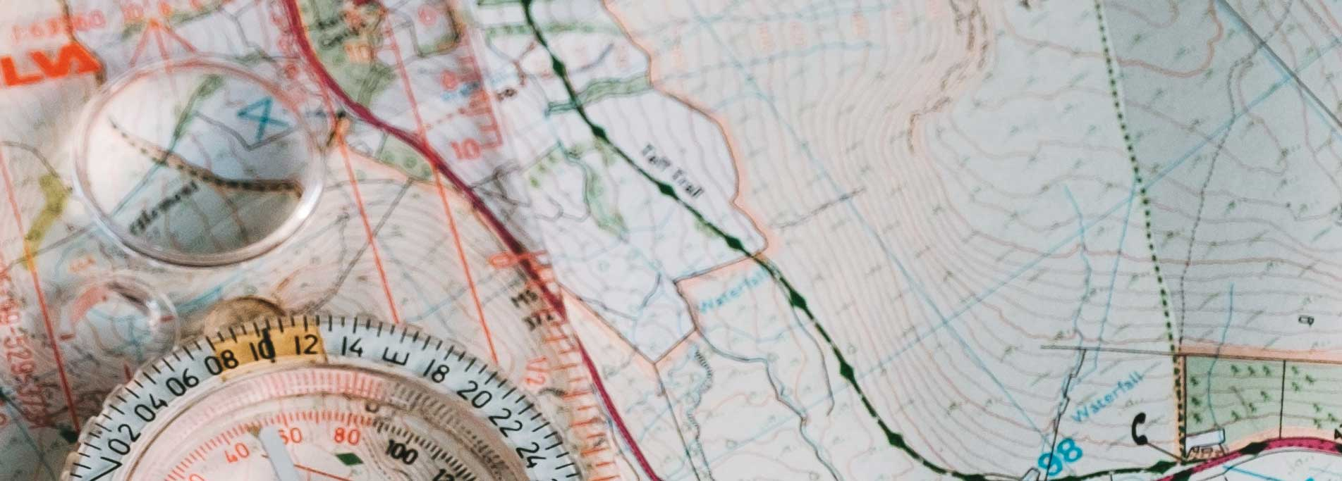 Corso di cartografia e nordic walking al Panperduto