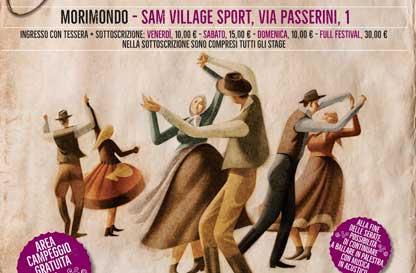 Morimondo Folk Festival