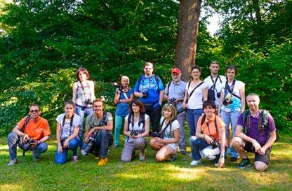 Mini Workshop di fotografia e mostra a Villa Annoni