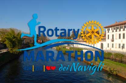 Maratona dei Navigli ad Abbiategrasso il 22 ottobre 2018