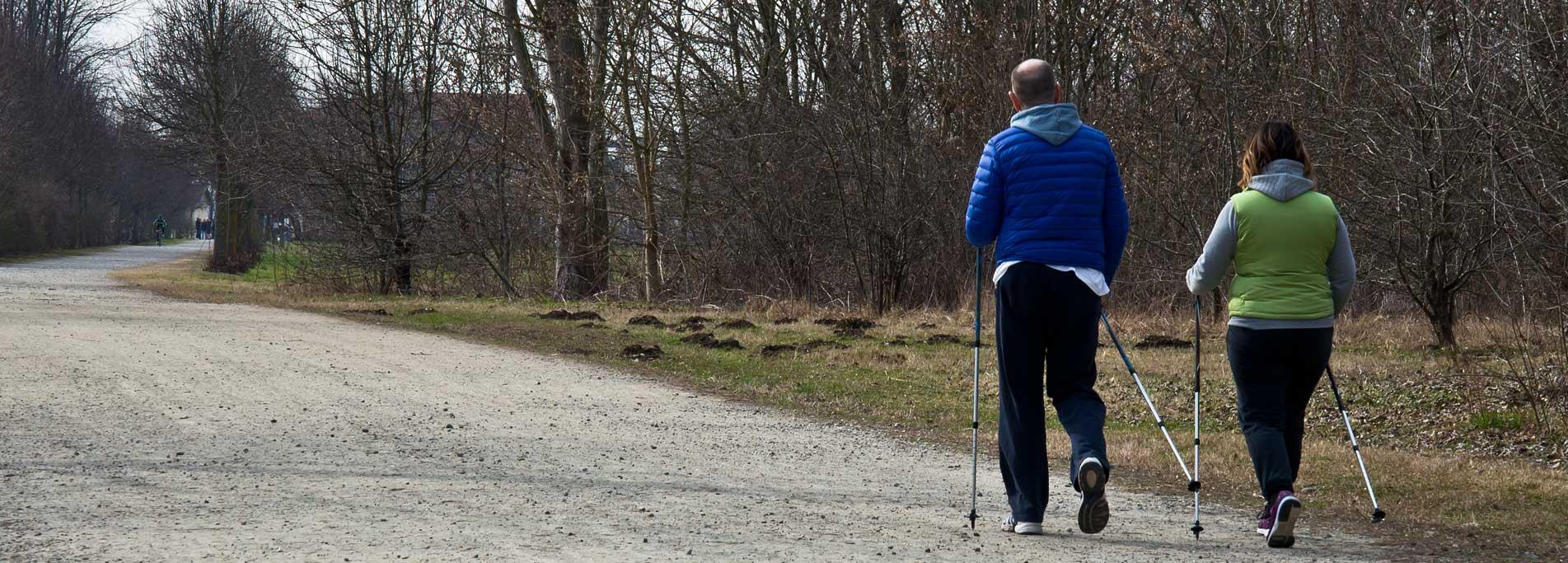 Corso base di camminata nordica