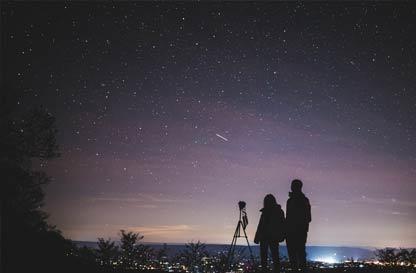 Serata G-astronomica a Tornavento