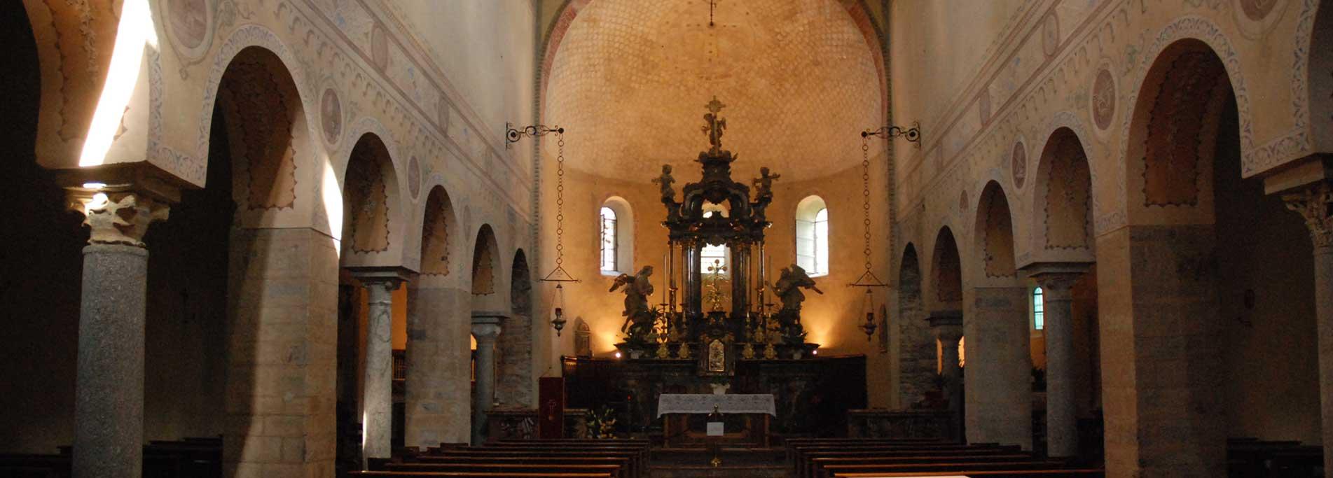 Battistero e Abbazia di San Vittore -  Arsago Seprio