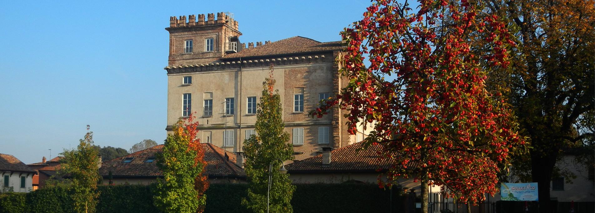 Palazzo Archinto o Castello di Robecco sul Naviglio