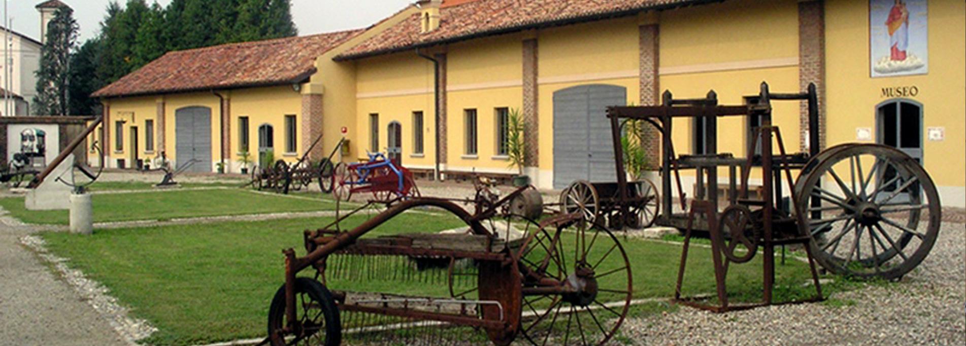 Museo agricolo Angelo Masperi di Albairate