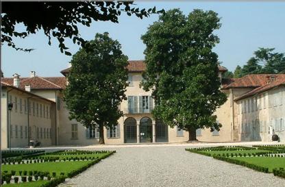 Villa Cicogna - Trecate