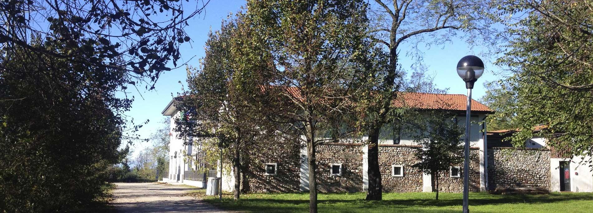 Centro Parco Ex Dogana Austroungarica di Lonate Pozzolo