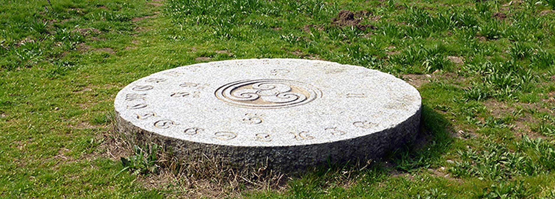 Calendario Celtico di Bernate