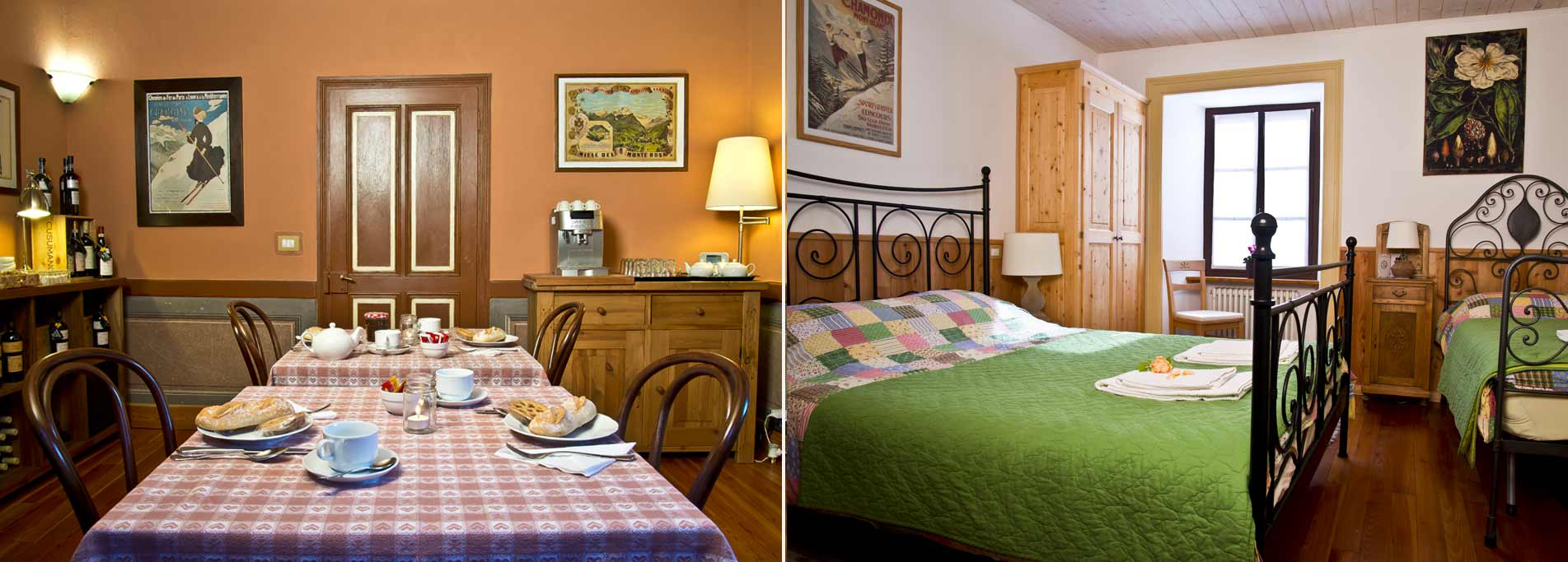 B&B - Locanda Margherita in Valsesia