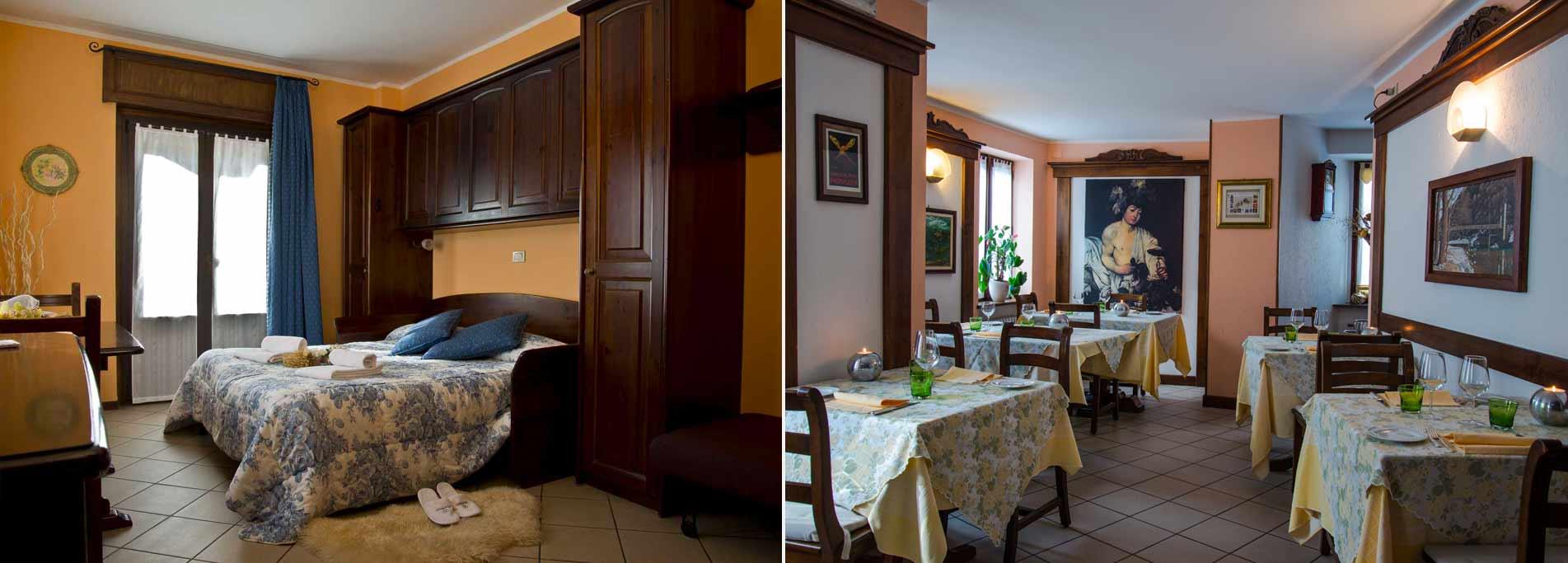 Hotel Ristorante Giardini - Piode - Valsesia