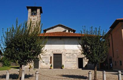 Abbazia di San Donato a Sesto Calende