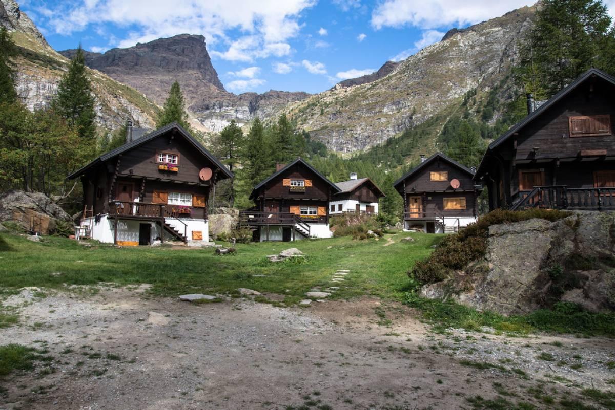 Baite all'Alpe Devero