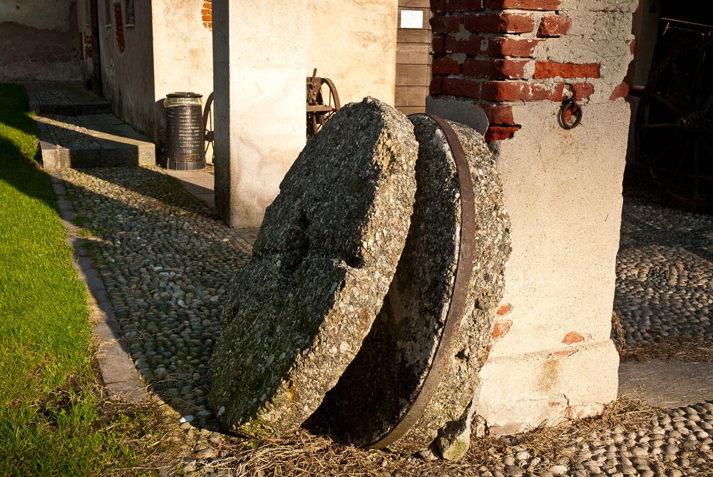 Macine -Mulino Vecchio di Bellinzago