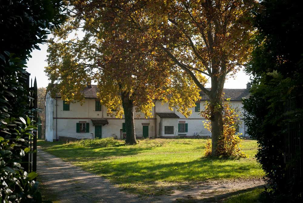 Villa Ronchi - Sentiero delle Farfalle
