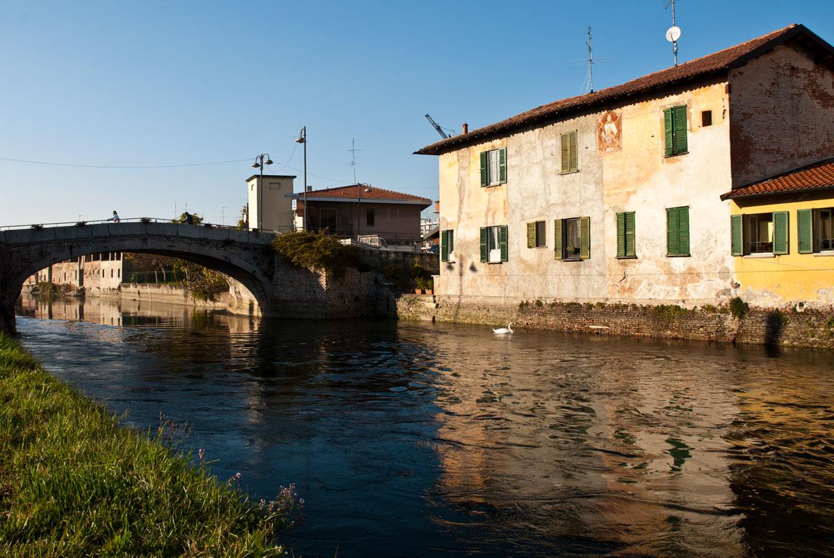 Ponte Bernate Ticino