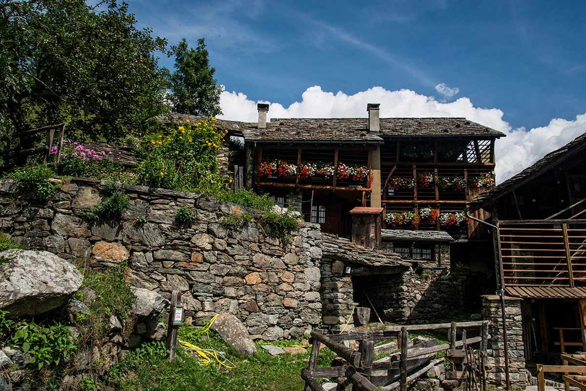 Cima Muitta in ValVogna - Selveglio - cappella-di-San-Defendente