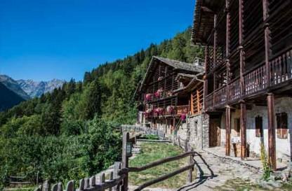 Alta via dei Walser - Val Vogna