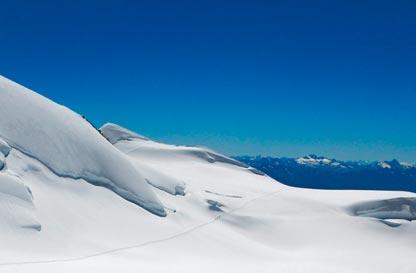 Via Normale al Monte Rosa - Dal Gnifetti alla Capanna Margherita