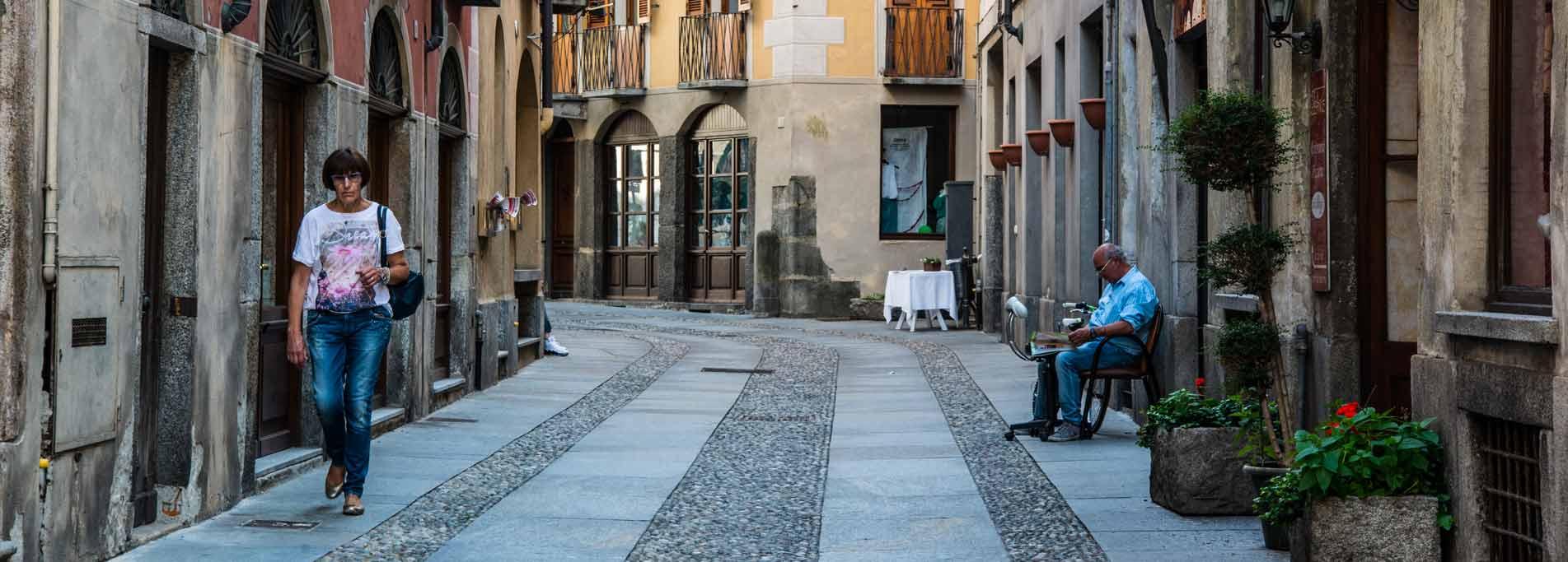 Itinerario del Centro Storico di Varallo