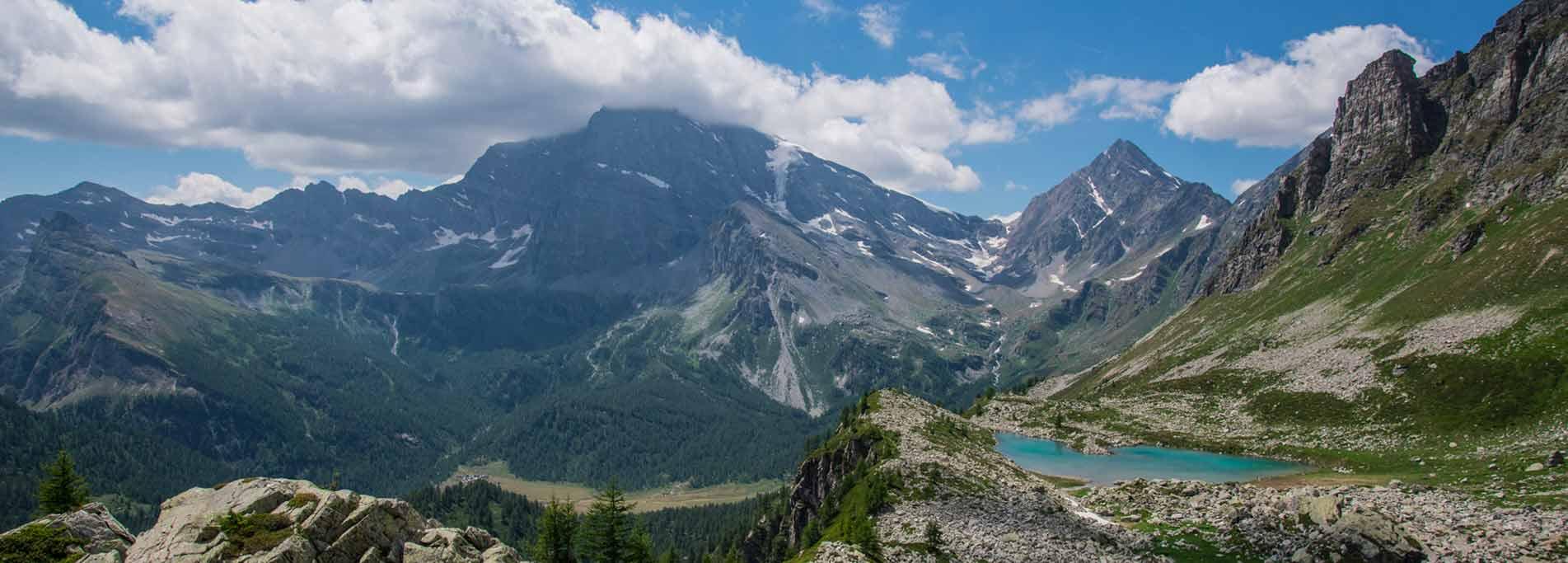 Alpe Veglia - Lago Bianco da Ponte Campo